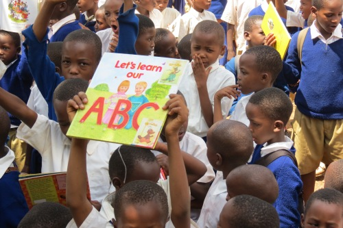 Books for the World - Tanzania