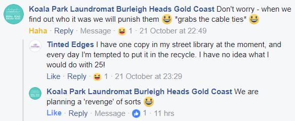 Koala Park Library Revenge