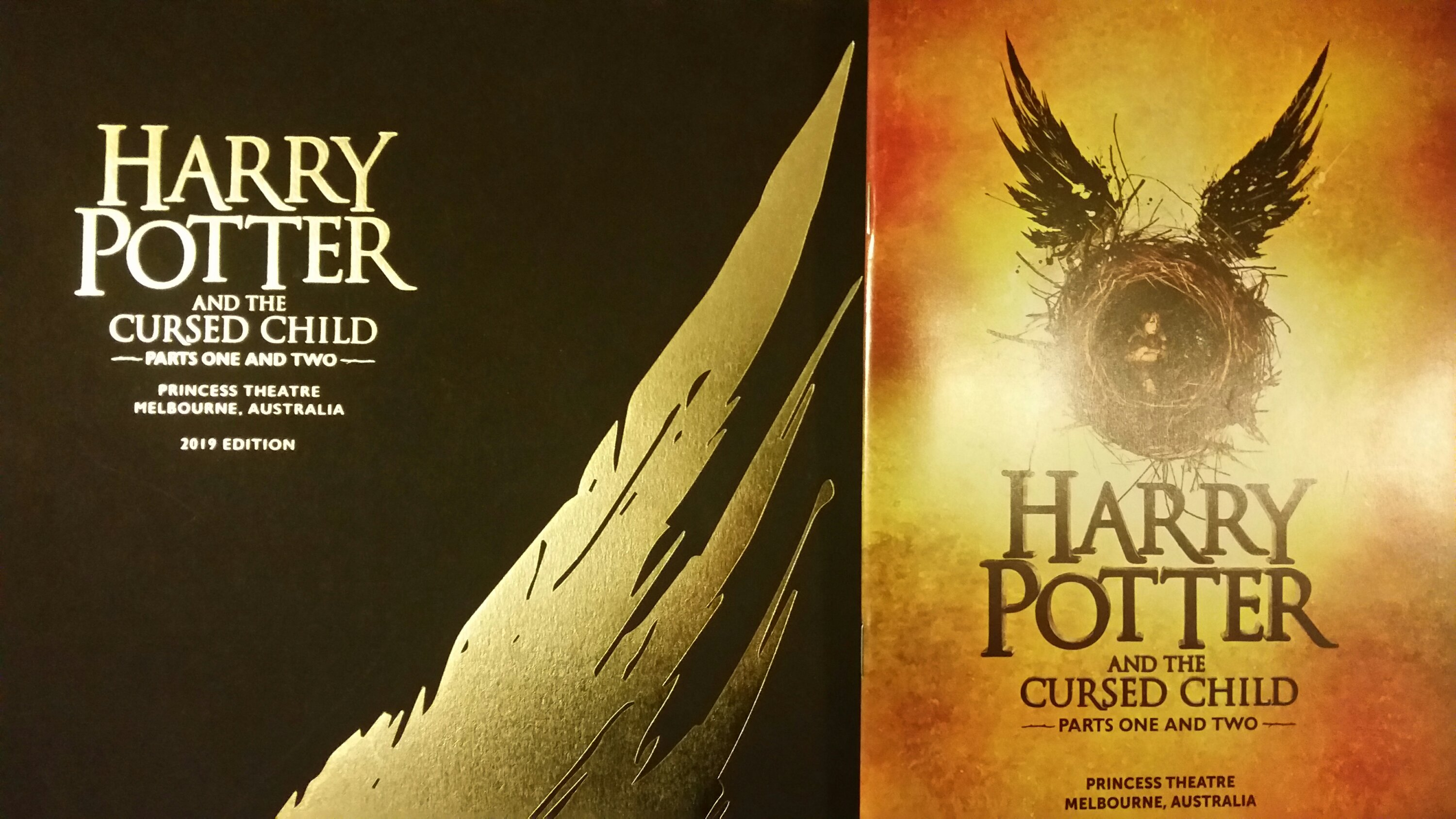 Harry Potter and the Cursed Child, Princess Theatre